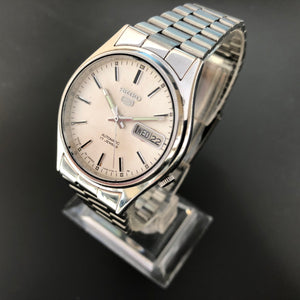 second-hand Seiko watch