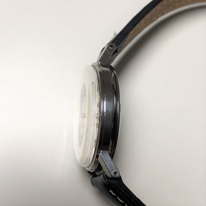 Watch side stainless steel case