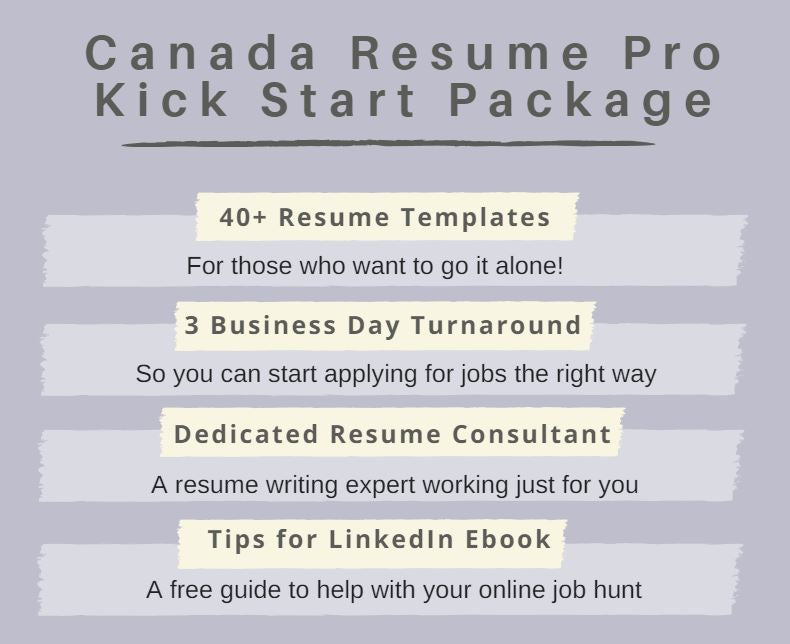 Canadian Style Resume Services