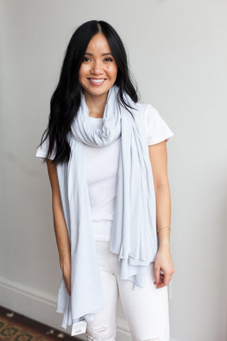 Zingo Scarf - Barely Mint