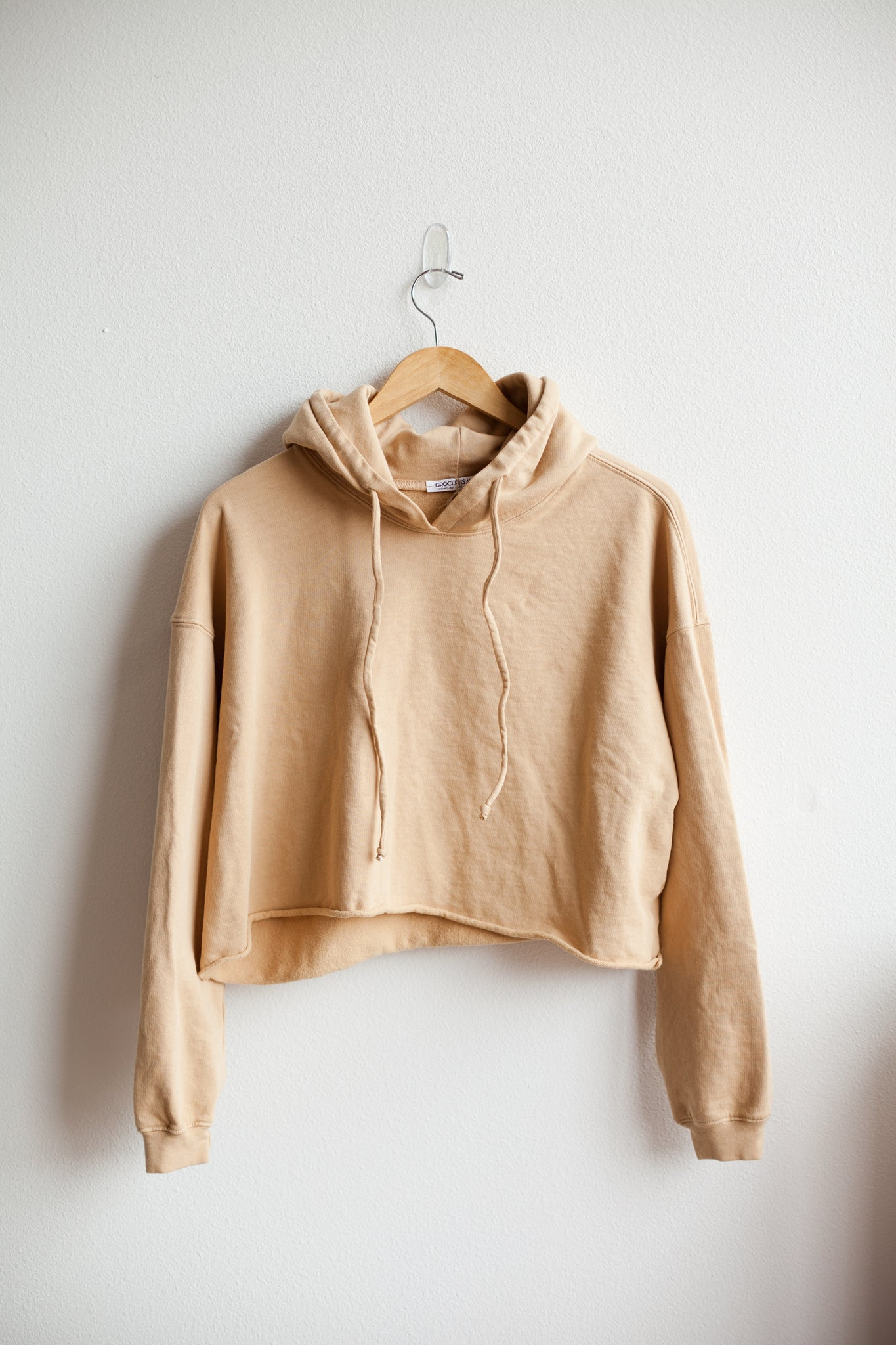 Tarzana Hoodie - Buckwheat (FINAL SALE)