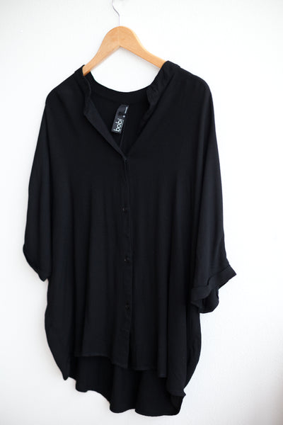 Dolman Button Up