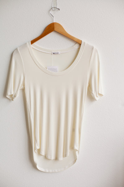 You Half Basic Top - La Crema (FINAL SALE)