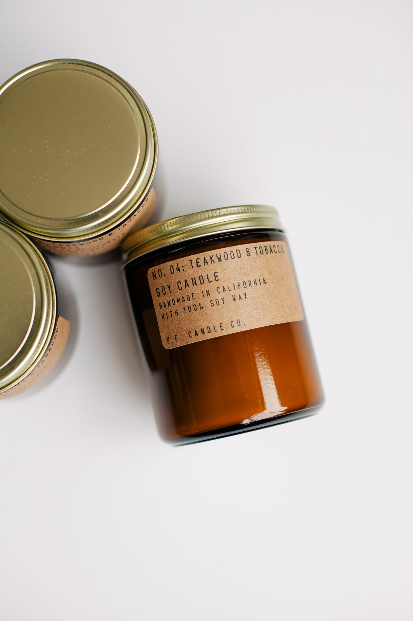 Teakwood + Tobacco - Candle