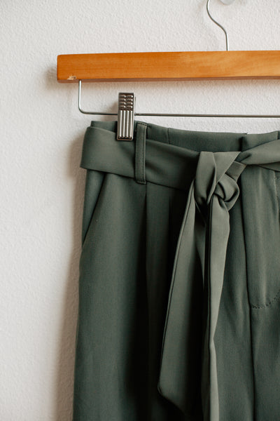 Go With The Flow Surplus Green (FINAL SALE)
