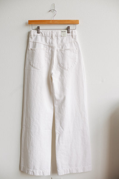 Old Mate Jean - Vintage White (FINAL SALE)