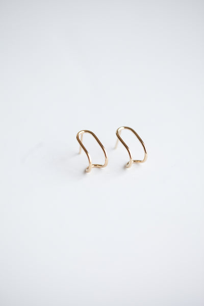 Double Hugger Earrings