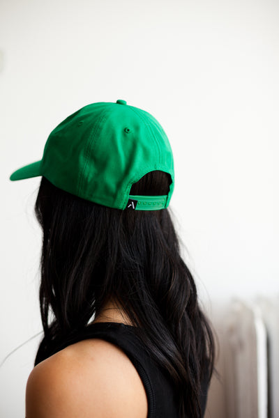 Point Ballcap - Kelly Green