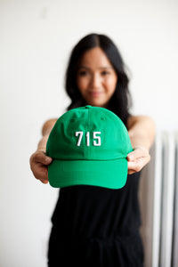 715 Ballcap - Kelly Green