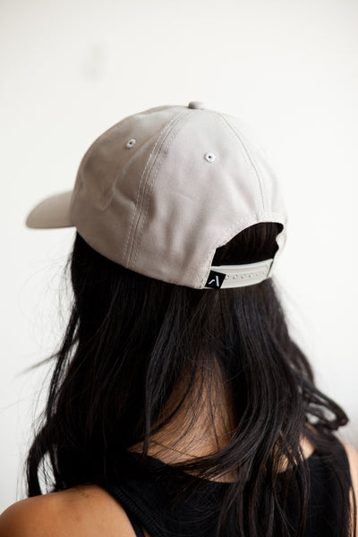 Point Ballcap - Grey Tonal