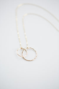 Unity Necklace - Gold
