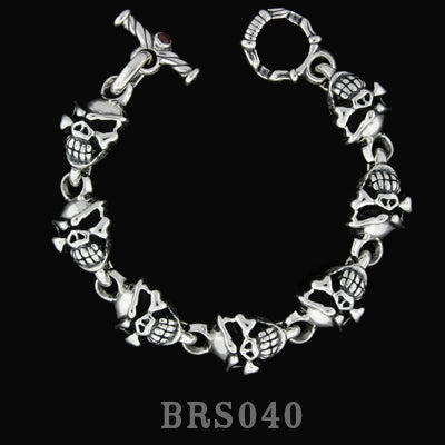 Speed Bracelet with Regular Toggle