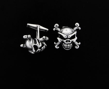 Poison Cuff Links