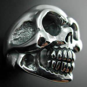 Mr Big Skull Ring