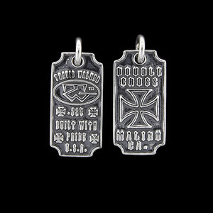 Tombstone Dog Tag
