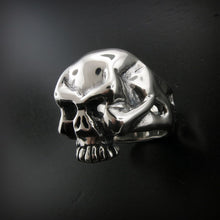 O.G. Jawless Skull Ring