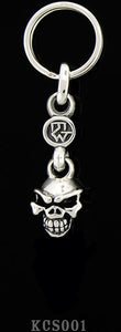 Speed Skull Key Chain