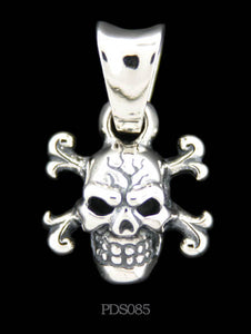Skull and Cross Bones Pendant