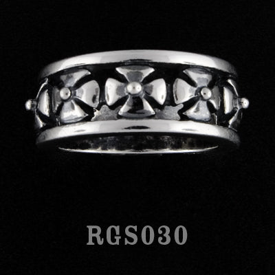 Cross Channel Ring RGS030