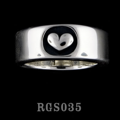 Heart Ring RGS035