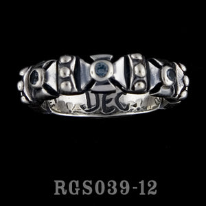 Formee Stone Ring (December) RGS039-12