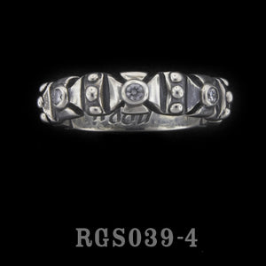 Formee Stone Ring (April) RGS039-04
