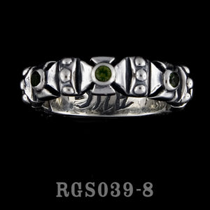 Formee Stone Ring (August) RGS039-08