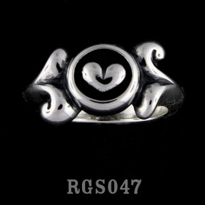 Fancy Heart Ring RGS047