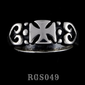 2 Hearts Ring RGS049