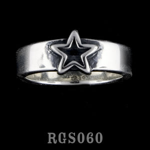 Star Band Ring RGS060