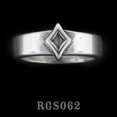 Diamond Band Ring RGS062