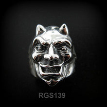 Louie Face Ring RGS139