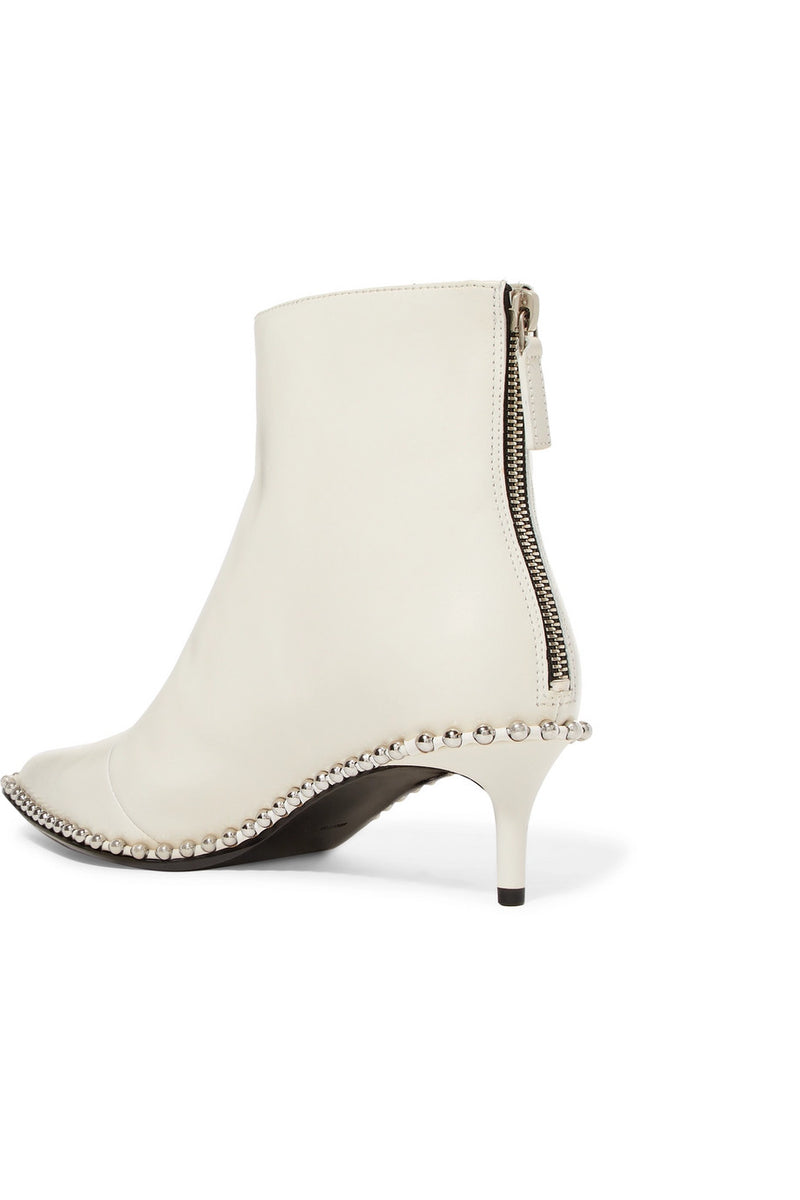 Alexander Wang Eri Low Leather Boot