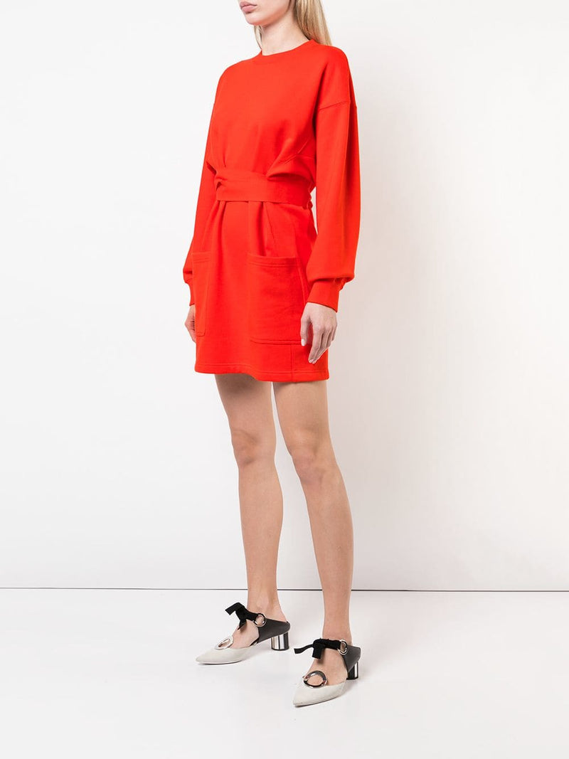 Proenza Schouler Sweatshirt Dress