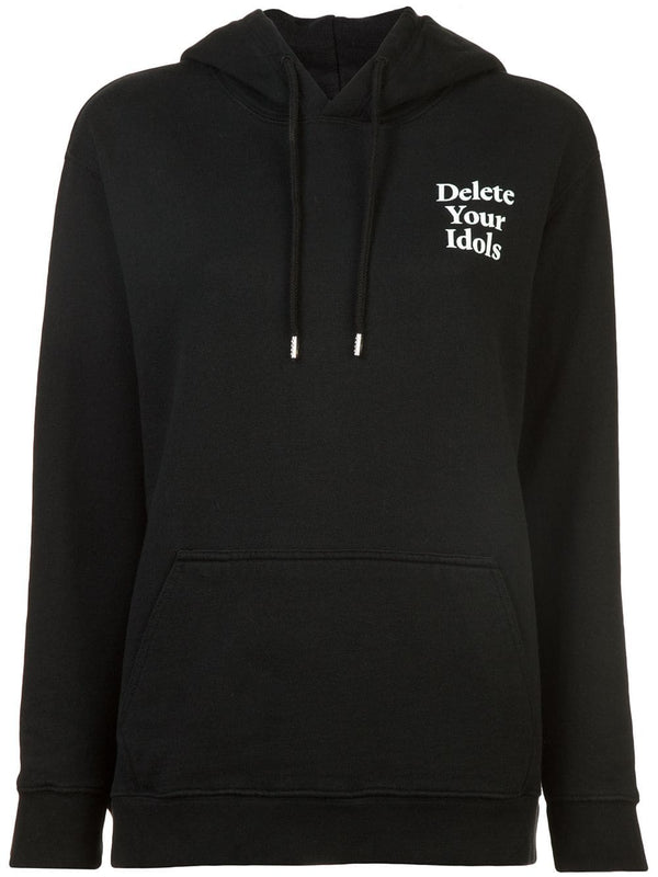 House of Holland Delete Your Idols Hoodie