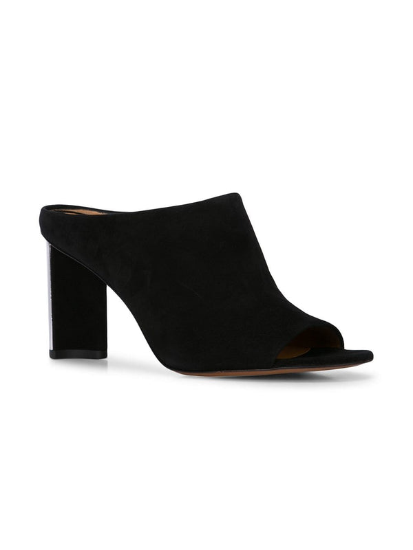 Clergerie Angel Suede Mule