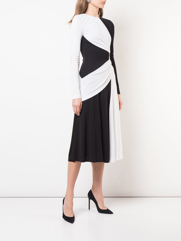 Prabal Gurung Lugu L/S Sash Dress