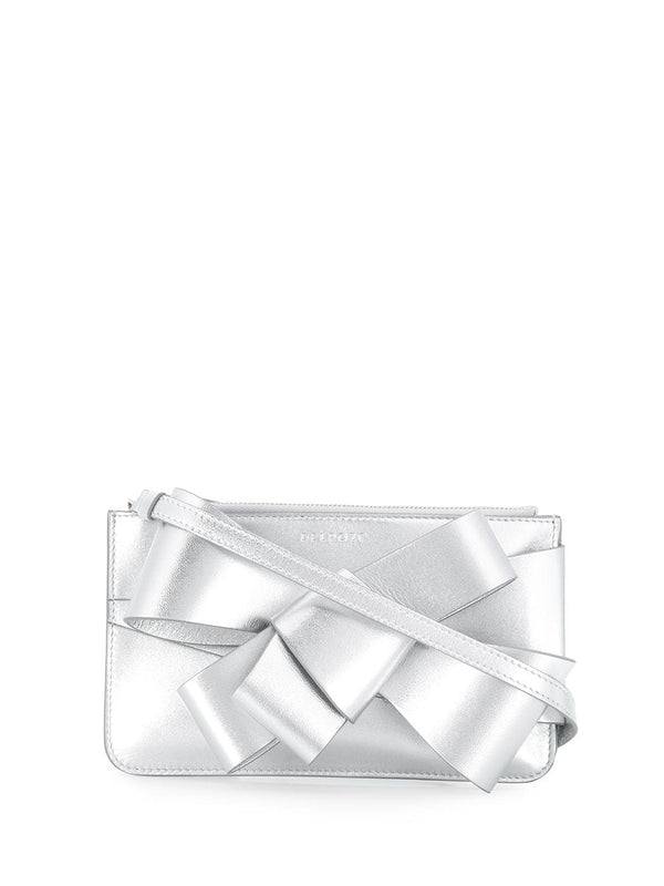 Delpozo Mini Bow Clutch