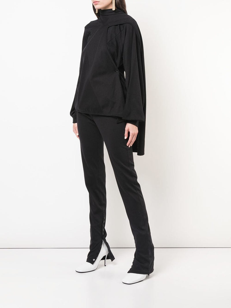 Lemaire Scarf Blouse