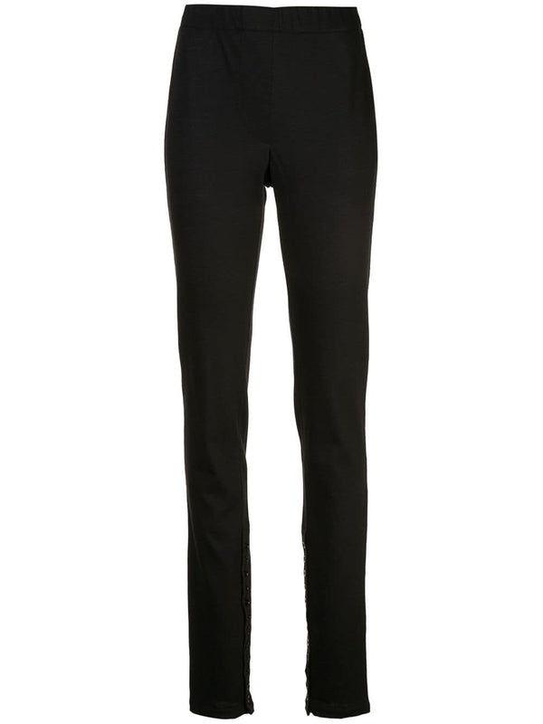 Lemaire Jersey Buttoned Pants