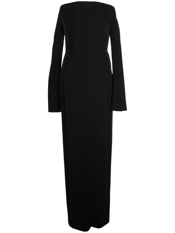 Mugler off shoulder Gown