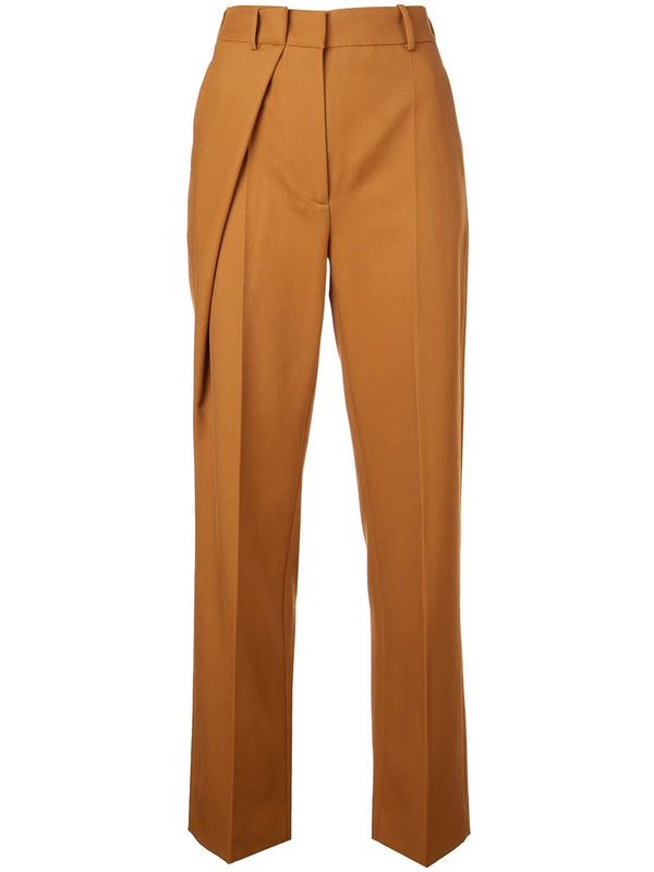 Cedric Charlier Rust Trousers
