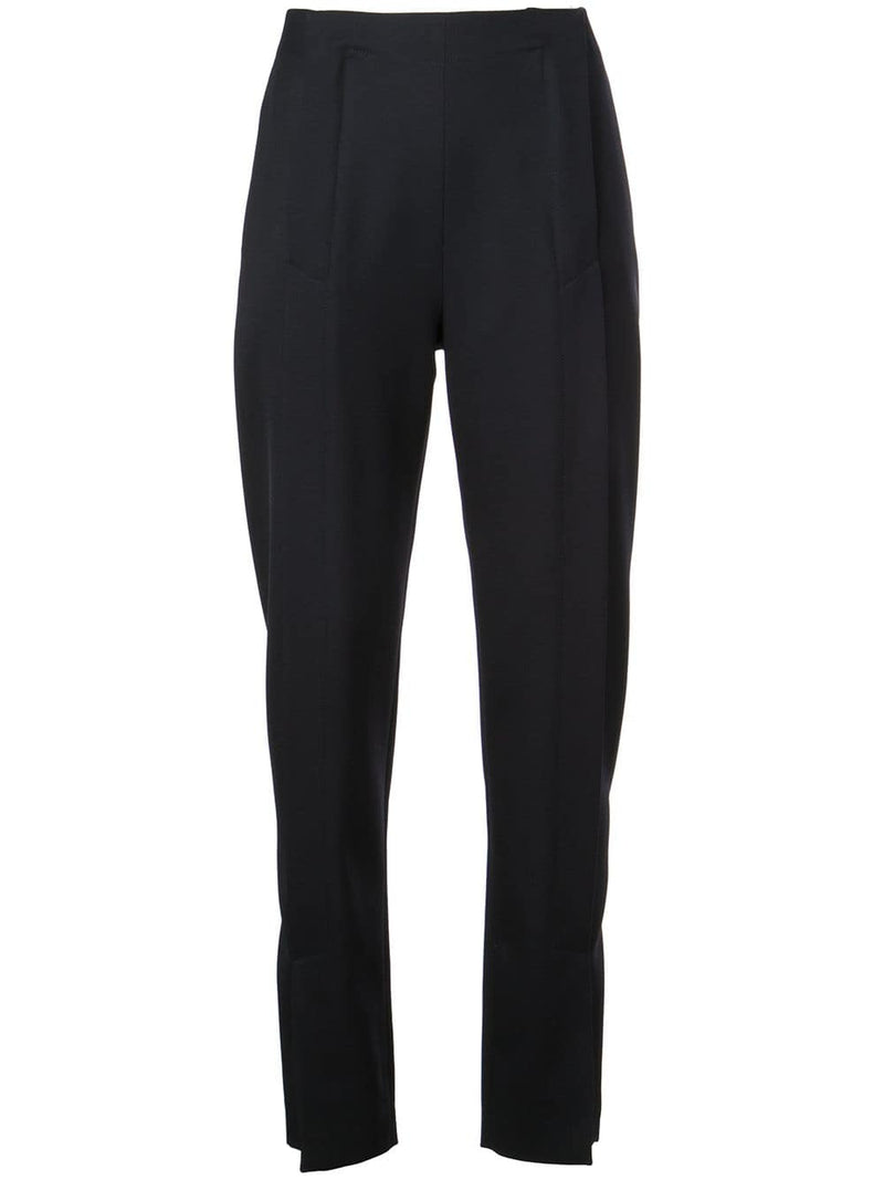 Cedric Charlier Trousers w/High Waistband