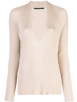 Haider Ackermann V-Neck Sweater