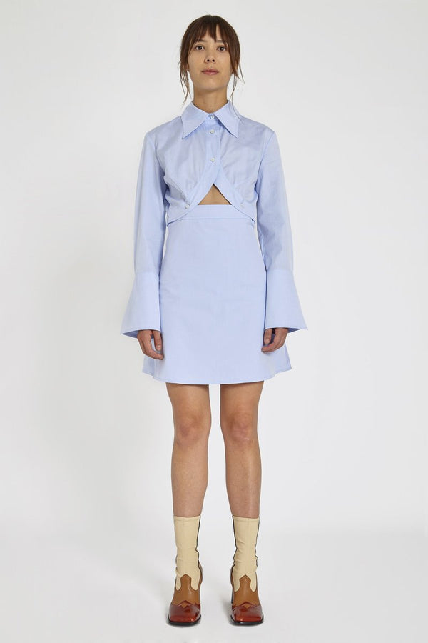 Ellery Double Helix Shirt Dress
