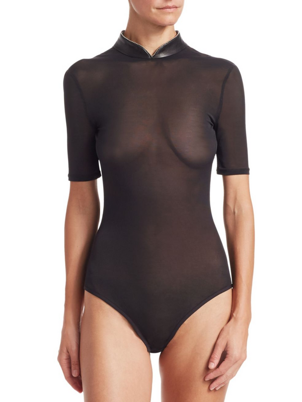 Alexander Wang Turtleneck Bodysuit
