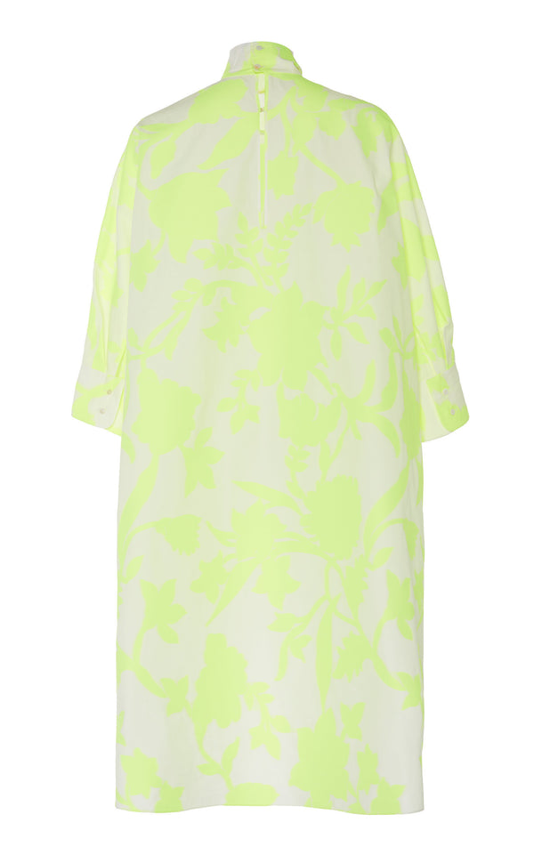 Delpozo Fil Coupe Shirt Dress