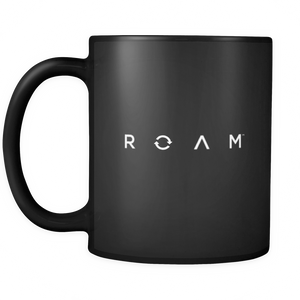 Roam Ceramic Mug 11 oz