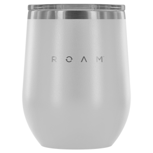 Roam Wine Tumbler 12 oz - 12 Colors Available