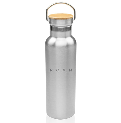 Roam Bamboo Cap Bottle